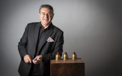 Intervista ad Aurelio Paviato, l'unico italiano campione del mondo di magia