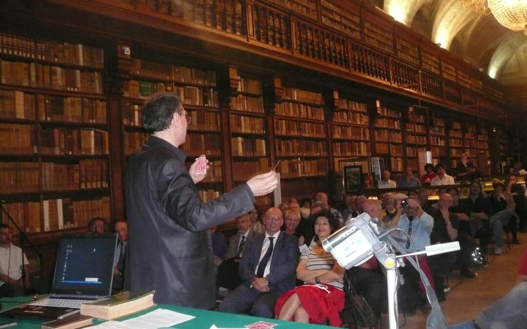 Conferenza biblioteca Braidense 1
